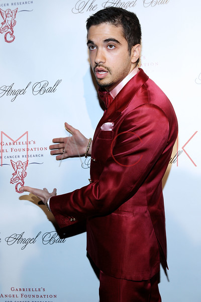 NEW YORK, NY - OCTOBER 22:  DJ Cassidy at Cipriani Wall Street on October 22, 2012 in New York City.  (Photo by Steve Mack/S.D. Mack Pictures)