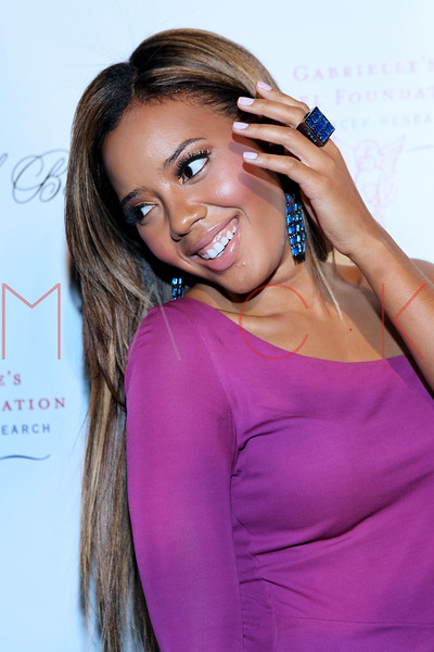 NEW YORK, NY - OCTOBER 22:  Angela Simmons at Cipriani Wall Street on October 22, 2012 in New York City.  (Photo by Steve Mack/S.D. Mack Pictures)