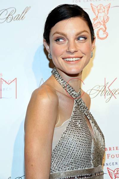 NEW YORK, NY - OCTOBER 22:  Jessica Stam at Cipriani Wall Street on October 22, 2012 in New York City.  (Photo by Steve Mack/S.D. Mack Pictures)