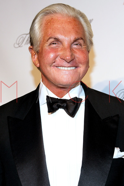NEW YORK, NY - OCTOBER 22:  George Hamilton at Cipriani Wall Street on October 22, 2012 in New York City.  (Photo by Steve Mack/S.D. Mack Pictures)