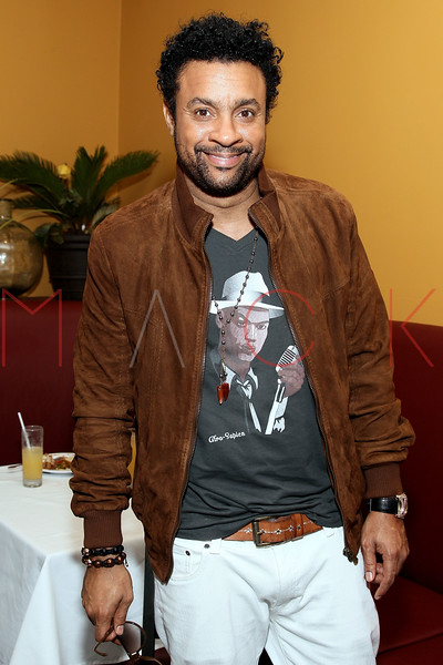NEW YORK, NY - OCTOBER 03:   attends the Sounds of Reggae Media Meet and Greet with Shaggy at Sans Souci on October 3, 2012 in the Brooklyn borough of New York City.  (Photo by Steve Mack/S.D. Mack Pictures)