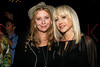"NEW YORK, NY - OCTOBER 10:  Bebe Buell and Carol Miller promote the book signing for ""Up All Night, My Life and Times in Rock Radio"" at The Cutting Room on October 10, 2012 in New York City.  (Photo by Steve Mack/S.D. Mack Pictures)"