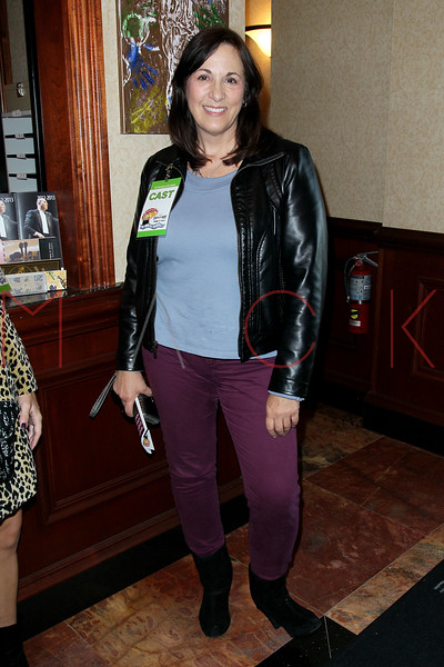 """ATLANTIC CITY, NJ - OCTOBER 13:  Kim St. Clair attends In Conversation With The Creator Of """"Boardwalk Empire during the 2012 Atlantic City Cinefest at Showboat Atlantic City on October 13, 2012 in Atlantic City, New Jersey.  (Photo by Steve Mack/S.D. Mack Pictures)"""