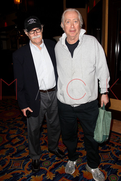 ATLANTIC CITY, NJ - OCTOBER 12:  William Sokolic and Robert Downey Sr. attend An Evening With Robert Downey Sr. during the 2012 Atlantic City Cinefest at Showboat Atlantic City on October 12, 2012 in Atlantic City, New Jersey.  (Photo by Steve Mack/S.D. Mack Pictures)