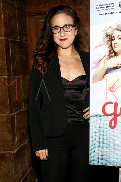 "NEW YORK, NY - OCTOBER 10:  Jenn Harris attends ""Gaybe"" New York Premiere at Crosby Street Hotel on October 10, 2012 in New York City.  (Photo by Steve Mack/S.D. Mack Pictures)"