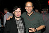 "NEW YORK, NY - OCTOBER 10:  Director Jonathan Lisecki and Ira Sachs attend ""Gaybe"" New York Premiere at Crosby Street Hotel on October 10, 2012 in New York City.  (Photo by Steve Mack/S.D. Mack Pictures)"