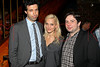"NEW YORK, NY - OCTOBER 10:  Alex Karpovsky, Joanne Tucker and Director Jonathan Lisecki attend ""Gaybe"" New York Premiere at Crosby Street Hotel on October 10, 2012 in New York City.  (Photo by Steve Mack/S.D. Mack Pictures)"
