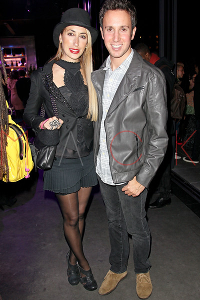 NEW YORK, NY - OCTOBER 11:  Lauren Rae Levy and Steven Beltrani attend K-Fashion Sensation: An Evening Of Korean Fashion And Culture at Dream Downtown on October 11, 2012 in New York City.  (Photo by Steve Mack/S.D. Mack Pictures)