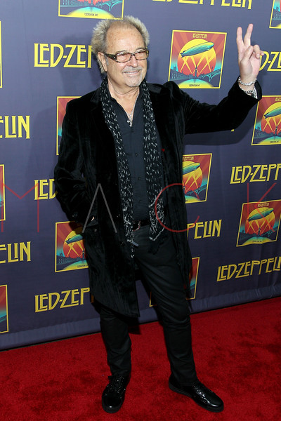 "NEW YORK, NY - OCTOBER 09:  Mick Jones of Foreigner attends the ""Led Zeppelin: Celebration Day"" premiere at the Ziegfeld Theater on October 9, 2012 in New York City.  (Photo by Steve Mack/S.D. Mack Pictures)"