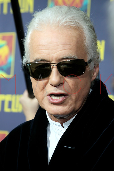 "NEW YORK, NY - OCTOBER 09:  Jimmy Page attends the ""Led Zeppelin: Celebration Day"" premiere at the Ziegfeld Theater on October 9, 2012 in New York City.  (Photo by Steve Mack/S.D. Mack Pictures)"