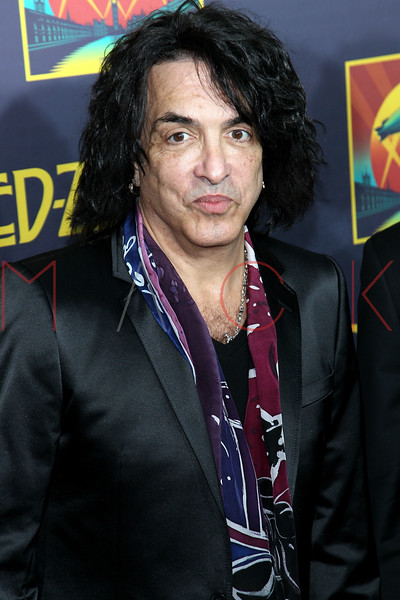 "NEW YORK, NY - OCTOBER 09:  Paul Stanley of KISS attends the ""Led Zeppelin: Celebration Day"" premiere at the Ziegfeld Theater on October 9, 2012 in New York City.  (Photo by Steve Mack/S.D. Mack Pictures)"