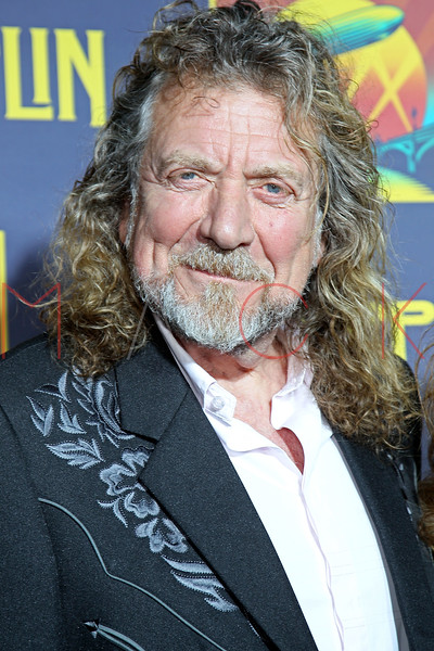 """NEW YORK, NY - OCTOBER 09:  Robert Plant attends the """"Led Zeppelin: Celebration Day"""" premiere at the Ziegfeld Theater on October 9, 2012 in New York City.  (Photo by Steve Mack/S.D. Mack Pictures)"""
