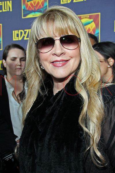 "NEW YORK, NY - OCTOBER 09:  Stevie Nicks attends the ""Led Zeppelin: Celebration Day"" premiere at the Ziegfeld Theater on October 9, 2012 in New York City.  (Photo by Steve Mack/S.D. Mack Pictures)"