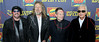"""NEW YORK, NY - OCTOBER 09:  Jason Bonham, Robert Plant, John Paul Jones and Jimmy Page attend the """"Led Zeppelin: Celebration Day"""" premiere at the Ziegfeld Theater on October 9, 2012 in New York City.  (Photo by Steve Mack/S.D. Mack Pictures)"""