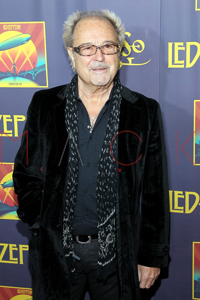 """NEW YORK, NY - OCTOBER 09:  Mick Jones of Foreigner attends the """"Led Zeppelin: Celebration Day"""" premiere at the Ziegfeld Theater on October 9, 2012 in New York City.  (Photo by Steve Mack/S.D. Mack Pictures)"""