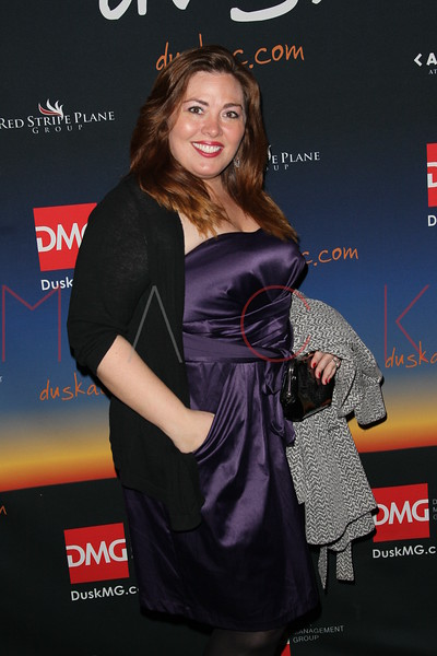 "ATLANTIC CITY, NJ - OCTOBER 13:  Producer Blaze Kelly Coyle attends the ""Meat Puppet-World Premiere"" party at DUSK at Caesars Atlantic City on October 13, 2012 in Atlantic City, New Jersey.  (Photo by Steve Mack/S.D. Mack Pictures)"