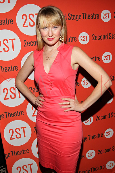 "NEW YORK, NY - OCTOBER 15:  Halley Feiffer attends ""Modern Terrorism"" Off Broadway Opening Night at HB Burger on October 15, 2012 in New York City.  (Photo by Steve Mack/S.D. Mack Pictures)"