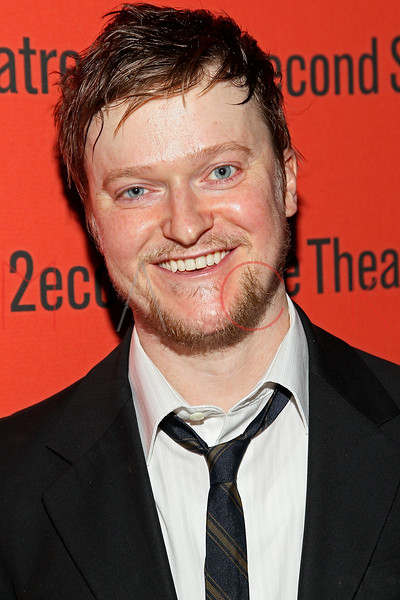 "NEW YORK, NY - OCTOBER 15:  Steven Boyer attends ""Modern Terrorism"" Off Broadway Opening Night at HB Burger on October 15, 2012 in New York City.  (Photo by Steve Mack/S.D. Mack Pictures)"