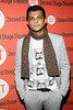 "NEW YORK, NY - OCTOBER 15:  Utkarsh Ambudkar attends ""Modern Terrorism"" Off Broadway Opening Night at HB Burger on October 15, 2012 in New York City.  (Photo by Steve Mack/S.D. Mack Pictures)"