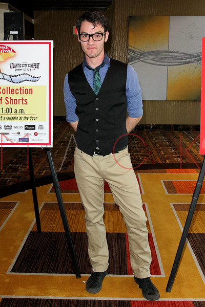 "ATLANTIC CITY, NJ - OCTOBER 14:  Kyle Tuck attends the world premiere of ""The Meat Puppet"" at the Golden Nugget Hotel & Casino on October 14, 2012 in Atlantic City, New Jersey.  (Photo by Steve Mack/S.D. Mack Pictures)"
