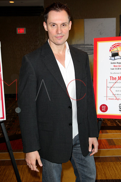 """ATLANTIC CITY, NJ - OCTOBER 14:  Creater/producer/actor Keith Colline attends the world premiere of """"The Meat Puppet"""" at the Golden Nugget Hotel & Casino on October 14, 2012 in Atlantic City, New Jersey.  (Photo by Steve Mack/S.D. Mack Pictures)"""