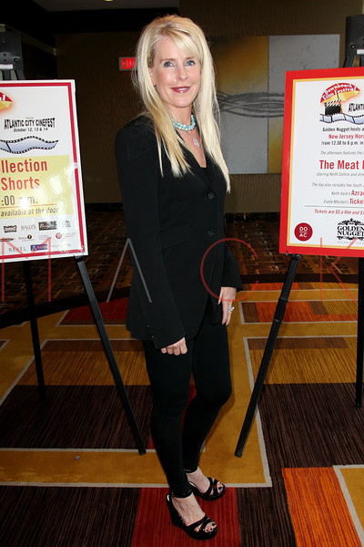 """ATLANTIC CITY, NJ - OCTOBER 14:  Recording Artist Kim Cameron attends the world premiere of """"The Meat Puppet"""" at the Golden Nugget Hotel & Casino on October 14, 2012 in Atlantic City, New Jersey.  (Photo by Steve Mack/S.D. Mack Pictures)"""