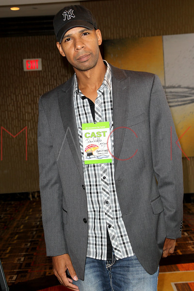 """ATLANTIC CITY, NJ - OCTOBER 14:  DJ Unique attends the world premiere of """"The Meat Puppet"""" at the Golden Nugget Hotel & Casino on October 14, 2012 in Atlantic City, New Jersey.  (Photo by Steve Mack/S.D. Mack Pictures)"""