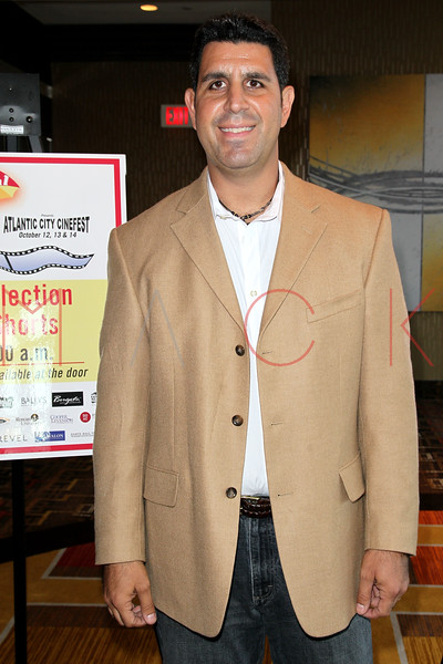 "ATLANTIC CITY, NJ - OCTOBER 14:  Director Joe Valenti attends the world premiere of ""The Meat Puppet"" at the Golden Nugget Hotel & Casino on October 14, 2012 in Atlantic City, New Jersey.  (Photo by Steve Mack/S.D. Mack Pictures)"