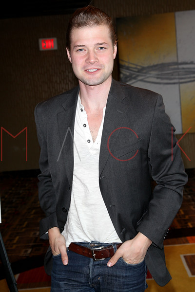 "ATLANTIC CITY, NJ - OCTOBER 14:  Brandon Ruckdashel attends the world premiere of ""The Meat Puppet"" at the Golden Nugget Hotel & Casino on October 14, 2012 in Atlantic City, New Jersey.  (Photo by Steve Mack/S.D. Mack Pictures)"