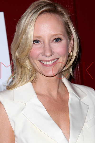 "NEW YORK, NY - OCTOBER 19:  Anne Heche attends ""That's What She Said"" premiere party at The Griffin on October 19, 2012 in New York City.  (Photo by Steve Mack/S.D. Mack Pictures)"