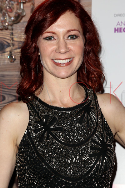 "NEW YORK, NY - OCTOBER 19:  Carrie Preston, Director attends ""That's What She Said"" premiere party at The Griffin on October 19, 2012 in New York City.  (Photo by Steve Mack/S.D. Mack Pictures)"