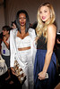 NEW YORK, NY - SEPTEMBER 06:  Jessica White and Whitney Port attend the  BCBGMAXAZRIA Spring 2013 Mercedes-Benz Fashion Week Show at The Theatre Lincoln Center on September 6, 2012 in New York City.  (Photo by Steve Mack/S.D. Mack Pictures)