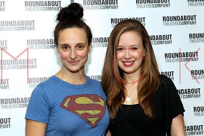 "NEW YORK, NY - SEPTEMBER 20:  ""Bad Jews"" Cast Photo Call on September 20, 2012 in New York City."