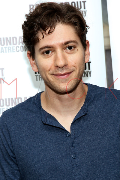 """NEW YORK, NY - SEPTEMBER 20:  Michael Zegen attends """"Bad Jews"""" Cast Photo Call on September 20, 2012 in New York City.  (Photo by Steve Mack/S.D. Mack Pictures)"""