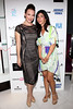 NEW YORK, NY - SEPTEMBER 06:  Erin Cummings and Claudine DeSola at Sky Room on September 6, 2012 in New York City.  (Photo by Steve Mack/Getty Images for Caravan)