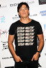 NEW YORK, NY - SEPTEMBER 06:  Chaske Spencer at Sky Room on September 6, 2012 in New York City.  (Photo by Steve Mack/Getty Images for Caravan)