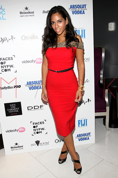 NEW YORK, NY - SEPTEMBER 06:  Sharon Carpenter at Sky Room on September 6, 2012 in New York City.  (Photo by Steve Mack/Getty Images for Caravan)