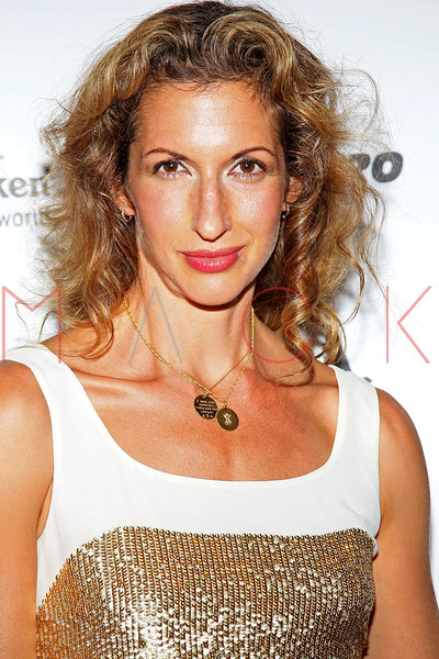 NEW YORK, NY - SEPTEMBER 06:  Alysia Reiner at Sky Room on September 6, 2012 in New York City.  (Photo by Steve Mack/Getty Images for Caravan)