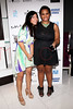 NEW YORK, NY - SEPTEMBER 06:  Claudine DeSola and Melody Melix at Sky Room on September 6, 2012 in New York City.  (Photo by Steve Mack/Getty Images for Caravan)