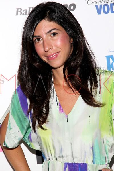 NEW YORK, NY - SEPTEMBER 06:  Claudine DeSola at Sky Room on September 6, 2012 in New York City.  (Photo by Steve Mack/Getty Images for Caravan)