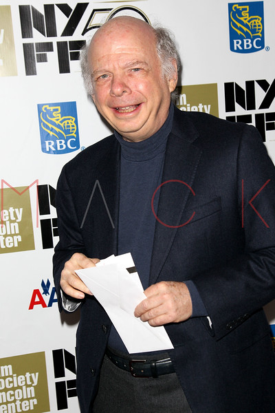 """NEW YORK, NY - SEPTEMBER 30:  Wallace Shawn attends the """"Frances HA"""" premiere during the 50th New York Film Festival at Alice Tully Hall on September 30, 2012 in New York City.  (Photo by Steve Mack/S.D. Mack Pictures)"""