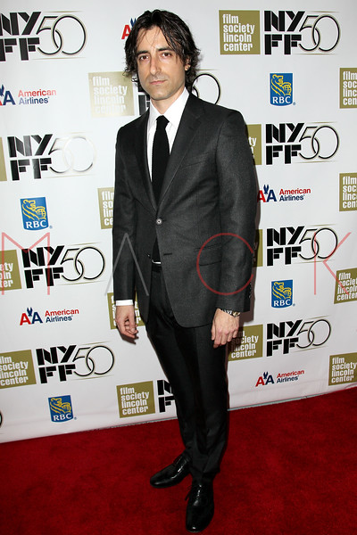 "NEW YORK, NY - SEPTEMBER 30:  Noah Baumbach attends the ""Frances HA"" premiere during the 50th New York Film Festival at Alice Tully Hall on September 30, 2012 in New York City.  (Photo by Steve Mack/S.D. Mack Pictures)"