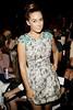 Lela Rose Spring 2013 Mercedes-Benz Fashion Week Show, New York, USA