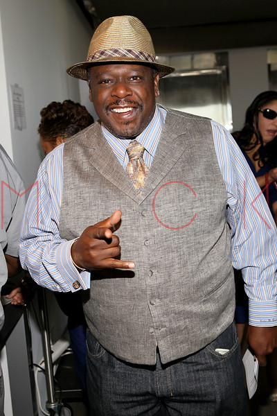 NEW YORK, NY - SEPTEMBER 19:  Cedric the Entertainer attends the Soul Train Awards 2012 press conference at the Glass Houses on September 19, 2012 in New York City.  (Photo by Steve Mack/S.D. Mack Pictures)