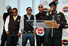 NEW YORK, NY - SEPTEMBER 19:  Bobby Brown, Mike Bivins, Ricky Bell, Ronnie Devoe and Johnny Gill attend the Soul Train Awards 2012 press conference at the Glass Houses on September 19, 2012 in New York City.  (Photo by Steve Mack/S.D. Mack Pictures)