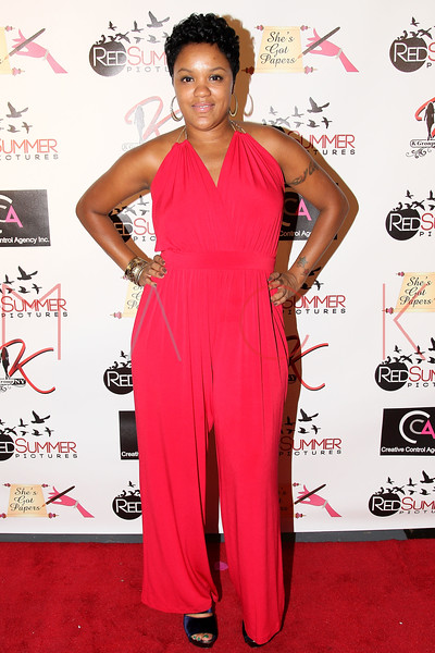 NEW YORK, NY - SEPTEMBER 28:  Author Ayana Ellis attends the Spread Love The Brooklyn Way After Concert Gala at Sanders Studio Loft on September 28, 2012 in the Brooklyn borough of New York City.  (Photo by Steve Mack/S.D. Mack Pictures)