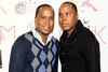 NEW YORK, NY - SEPTEMBER 28:  Von Boozier Twins (Antoine Von Boozier & Andre Von Boozier) attend the Spread Love The Brooklyn Way After Concert Gala at Sanders Studio Loft on September 28, 2012 in the Brooklyn borough of New York City.  (Photo by Steve Mack/S.D. Mack Pictures)