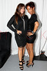 NEW YORK, NY - SEPTEMBER 28:  Karen Gravano and Cindy Folson attend the Spread Love The Brooklyn Way After Concert Gala at Sanders Studio Loft on September 28, 2012 in the Brooklyn borough of New York City.  (Photo by Steve Mack/S.D. Mack Pictures)
