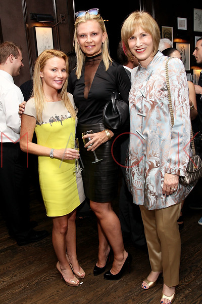 NEW YORK, NY - SEPTEMBER 05:  Katie Reed, Melissa Beste and Valerie Salembier attend Town & Country Editor-In-Chief Anniversary Party on September 5, 2012 in New York City.  (Photo by Steve Mack/S.D. Mack Pictures)