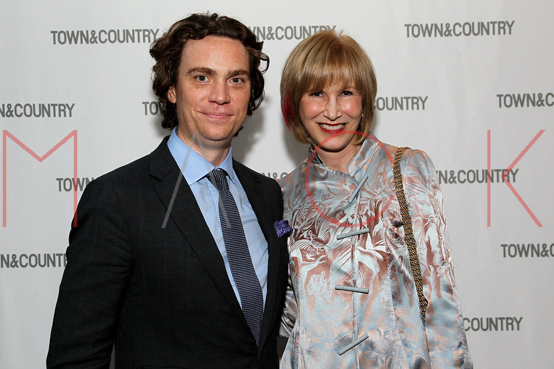 NEW YORK, NY - SEPTEMBER 05:  Jay Fielden and Valerie Salembier attend Town & Country Editor-In-Chief Anniversary Party on September 5, 2012 in New York City.  (Photo by Steve Mack/S.D. Mack Pictures)